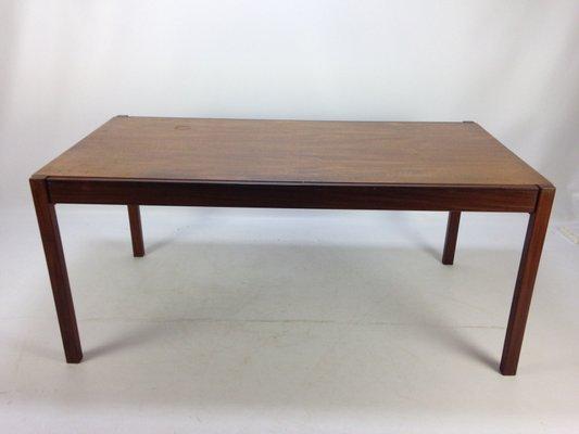 Table De Salle A Manger Series Japonaise Vintage En Teck Par Cees Braakman Pour Pastoe 1960s