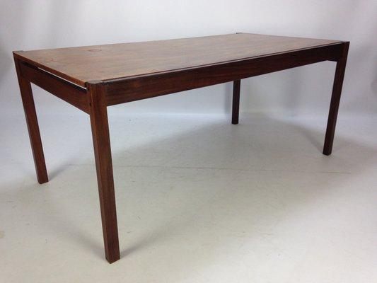 Table de Salle à Manger Noire Vintage Thur | Dewarens