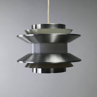 Mid Century Modern Ceiling Light By Carl T For Granhaga Metal
