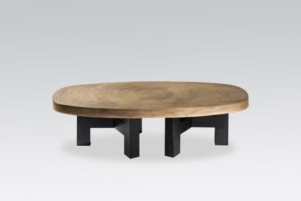 En Basse Ado Chale1970s Bronze Goutte Table D'eau Par YE9HWD2I
