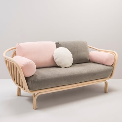 Calme Boa Rattan Sofa By At Once For Orchid Edition For Sale At Pamono