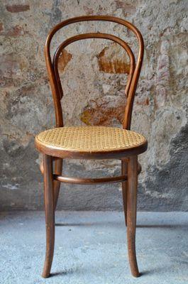 Chaises N14 Vintage De Fischel 1920s Set 2 1