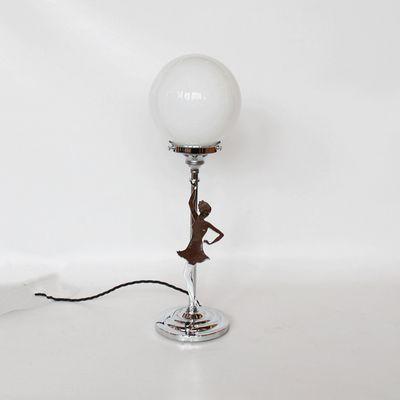 Art Deco Table Lamp 1930s