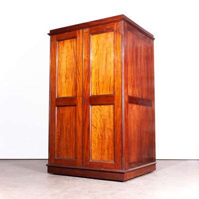 Antique Victorian Natural History Museum Filing Cabinet