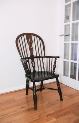 19th Century Windsor High Back Chair 1