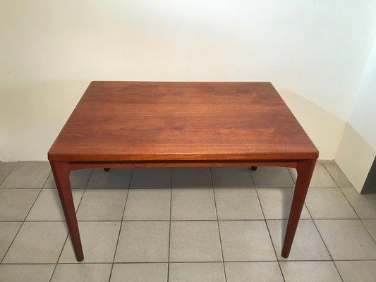 Vintage Teak Dining Table By Henning Kjaernulf For Vejle 1