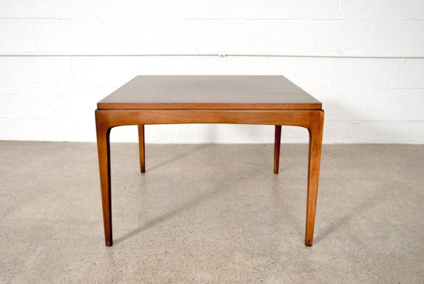 Side Table Opruiming.Mid Century Walnut Coffee Table From Lane
