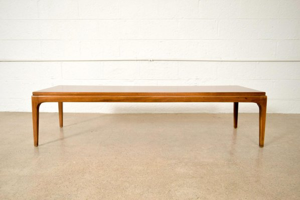 Mid Century Walnut Coffee Table From Lane 1