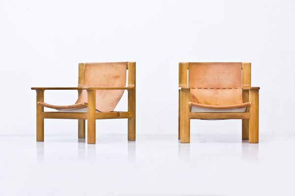 Fine Lounge Chairs By Bertil Fridhagen For Bodafors 1960 Set Of 2 Andrewgaddart Wooden Chair Designs For Living Room Andrewgaddartcom