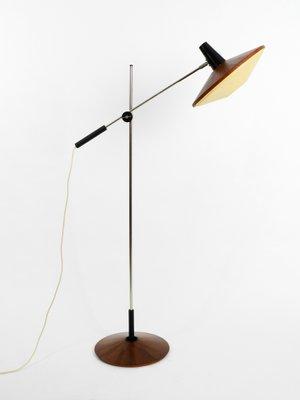 Mid Century Modern Floor Lamp By George Frydman For Temde