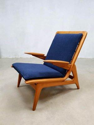 Fine Mid Century Modern Lounge Chairs From De Ster Gelderland Set Of 2 Inzonedesignstudio Interior Chair Design Inzonedesignstudiocom