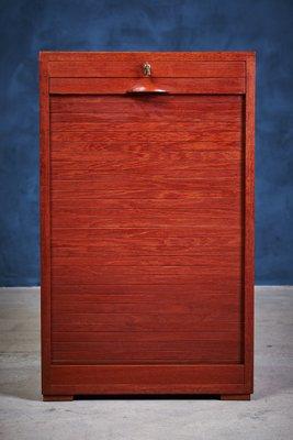 Merveilleux Teak File Cabinet, 1960s
