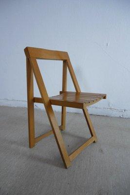 Aldo Pliante Jacober Bazzani1960s Chaise par pour Alberto FTl1KJc3