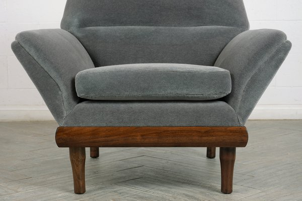 Magnificent Mid Century Modern Lounge Chair By Adrian Pearsall 1960S Machost Co Dining Chair Design Ideas Machostcouk