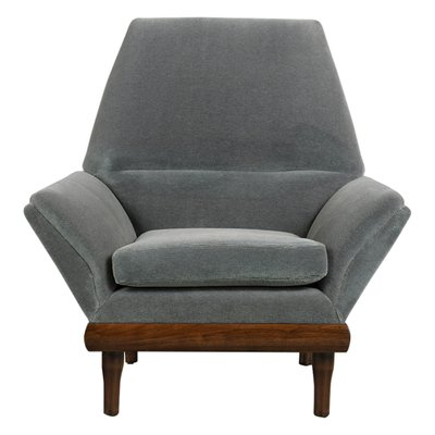 Magnificent Mid Century Modern Lounge Chair By Adrian Pearsall 1960S Pabps2019 Chair Design Images Pabps2019Com