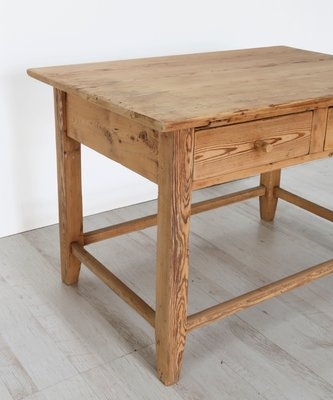 Antique Rustic Wooden Table