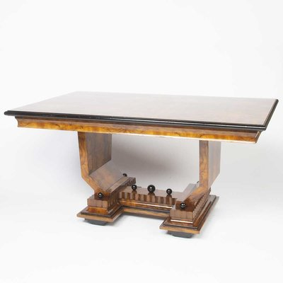 Art Deco Style Dining Table 1940s 2