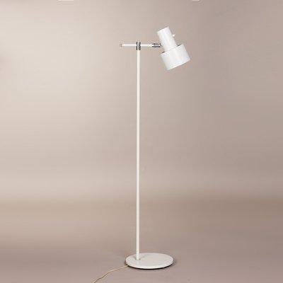 Vintage White Floor Lamp By Jo Hammerborg For Fog Mørup Bei Pamono