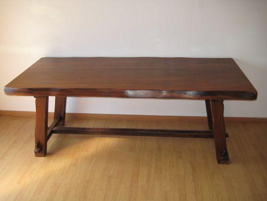 Table De Salle A Manger T Vintage Scandinave Par Olavi Hanninen