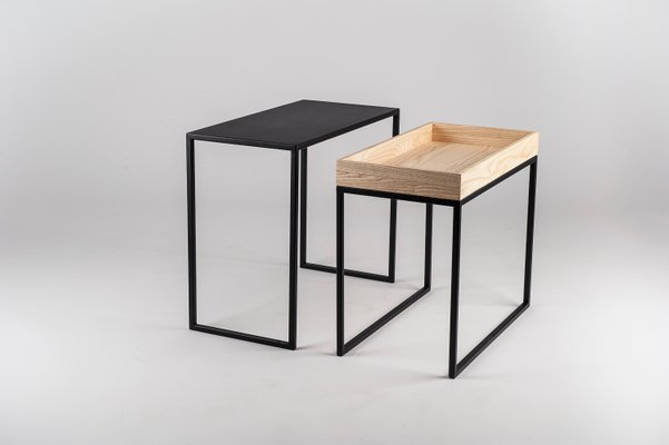 Black Ambrogio Coffee Table By Paula Studio For Formae For Sale At Pamono