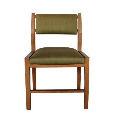 Italian Mid Century Chairs By Vittorio Di 1960s Set Of 6 1