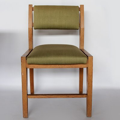 Italian Mid Century Chairs By Vittorio Di 1960s Set Of 6 2