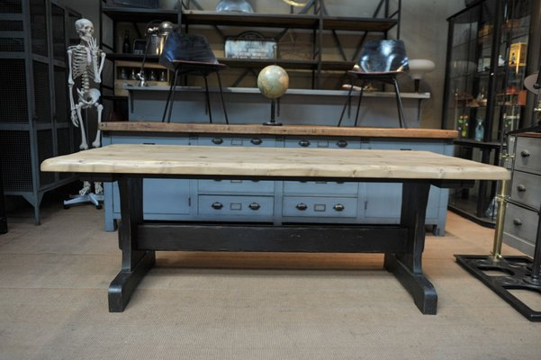 5cc4fb4a28ff7 Vintage Wooden Dining Table