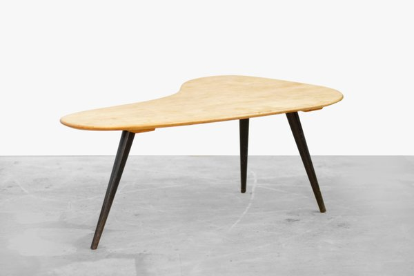 Organic Tripod Coffee Table By Heinz Vetter For Walter Knoll, 1952 1