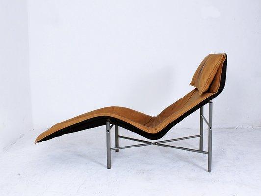 chaise ikea cuir vintage