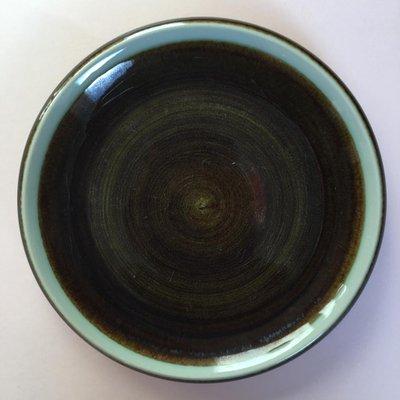 Mid Century Swedish Maya Dinner Plates By Marianne Westman For