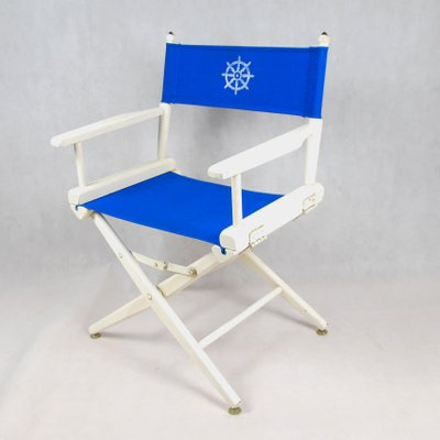 Fine Folding Nautical Directors Chair 1970S Onthecornerstone Fun Painted Chair Ideas Images Onthecornerstoneorg
