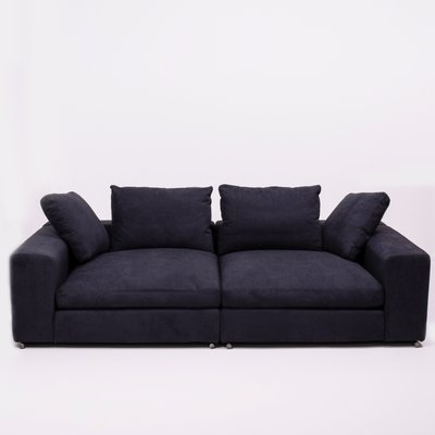 Incredible Vintage Grey Sectional Sofa From Flexform Alphanode Cool Chair Designs And Ideas Alphanodeonline