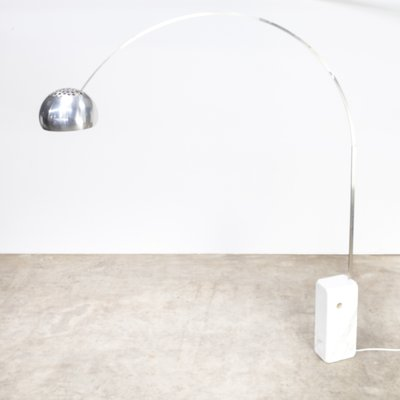 Arc Floor Lamp By Achille Castiglioni For Flos 1960s