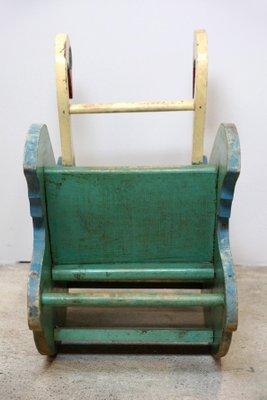 Cool Antique Biedermeier Swan Rocking Chair Ncnpc Chair Design For Home Ncnpcorg