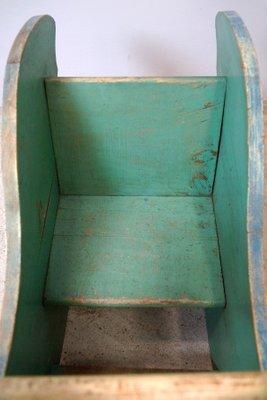 Prime Antique Biedermeier Swan Rocking Chair Ncnpc Chair Design For Home Ncnpcorg