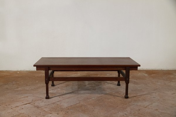 Table Basse Scandinave, 1960s