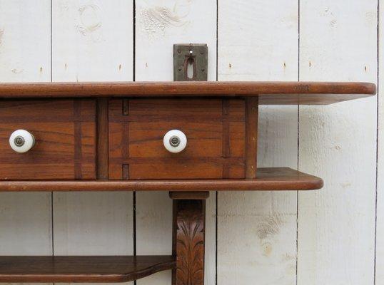 Mueble de cocina vintage con cajones, años 20 en venta en Pamono