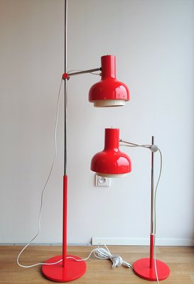 Marvelous Vintage Floor Lamp Desk Lamp By Josef Hurka For Napako 1960S Set Wiring Digital Resources Operpmognl