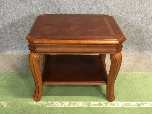 Cherry Coffee Table.English Cherry Coffee Table 1980s