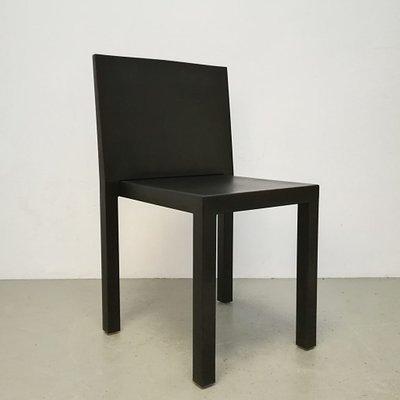 Carlo Bartoli Design.Uno Chair By Carlo Bartoli For Segis 2004