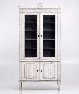 19th Century Gustavian Style Cabinet