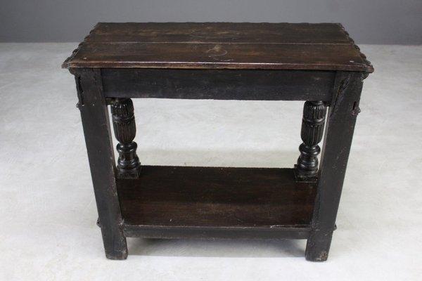 size 40 bbb09 26935 Antique Oak Side Table