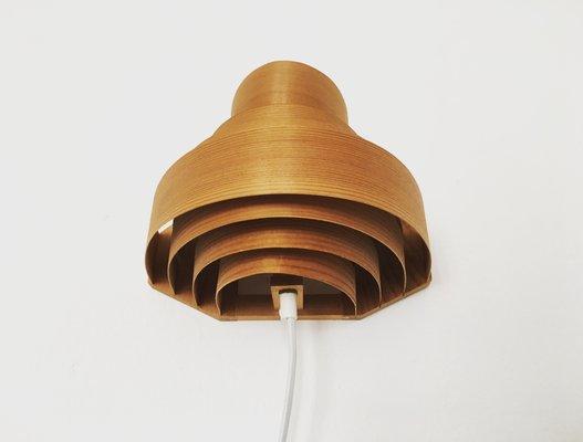 Plafoniere Da Parete In Legno : Costruire una lampada in legno perfect come