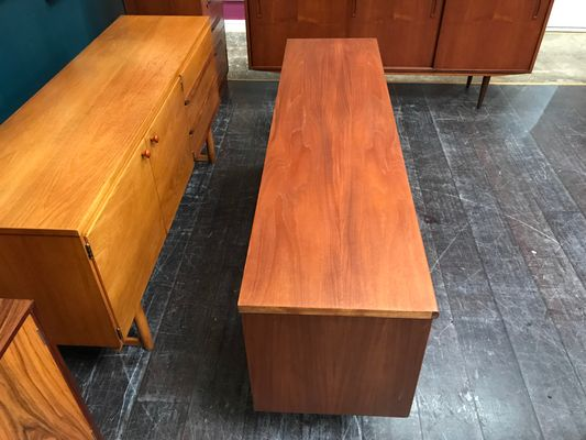 Mid-Century Teak Desk from Austinsuite