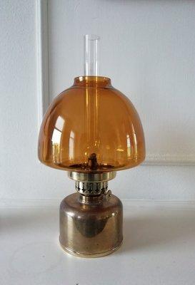 Lampada Ad Olio Claus Vintage Di Hans Agne Jakobsson Per Markaryd