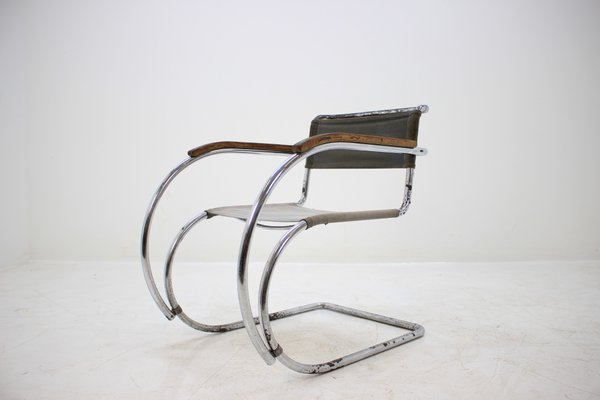 Mr 534 Mr 20 Chair By Mies Van Der Rohe For Mücke Melder 1930s