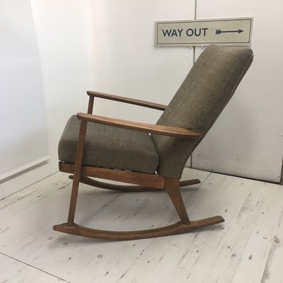 Amazing Vintage Rocking Chair From Parker Knoll Onthecornerstone Fun Painted Chair Ideas Images Onthecornerstoneorg