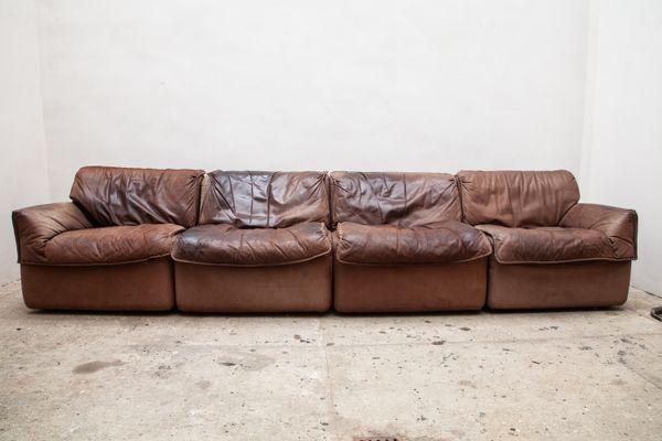 Modular German Sectional Sofa from COR, 1972