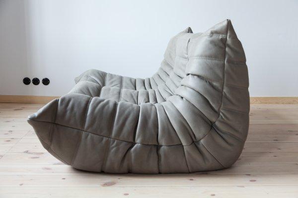 Remarkable Leather Togo Living Room Set By Michel Ducaroy For Ligne Roset 1987 Ncnpc Chair Design For Home Ncnpcorg