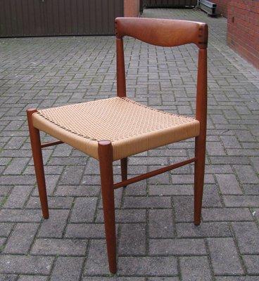 Danischer Stuhl Von H W Klein Fur Bramin 1960er